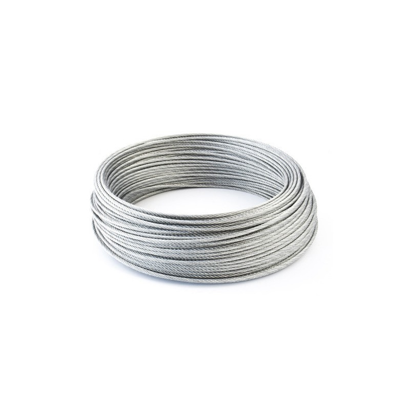 8mm STAINLESS Steel Wire Rope Cable Rigging Price Per Meter - Smart ...