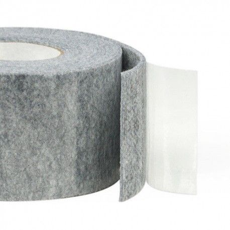 30m Acoustic Sound proofing resilient tape BEST QUALITY 50mm width x 3mm thick