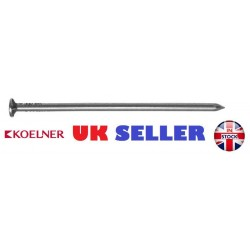 1 KG Galvanised Round WireNails Koelner High Quality ALL LENGTHS AND DIAMETERS