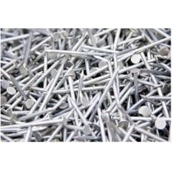 1 KG Galvanised Round Wire Nails ALL LENGTHS AND DIAMETERS