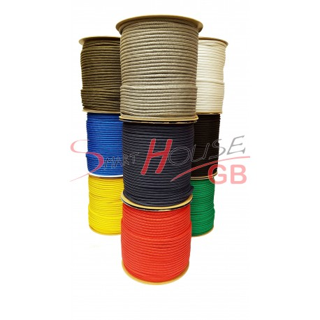Strong Braided Polypropylene Rope