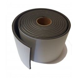 5mm Thick x 200mm Width x 20m Long Acoustic Soundproofing Resilient Tape - Joist / Stud work Isolation