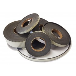 5mm Thick x 20mm Width x 20m Long Acoustic Soundproofing Resilient Tape - Joist / Stud work Isolation