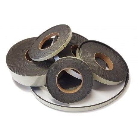 10mm Thick x 20mm Width x 10m Long Acoustic Soundproofing Resilient Tape - Joist / Stud work Isolation